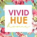 Vivid Hue Home Logo
