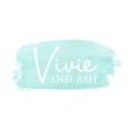 Vivie & Ash Logo