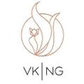 VK NG THE LABEL Logo