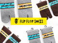 V-Toe Socks, Inc Logo