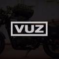 VUZ Moto Logo