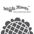 Waffle Flower Crafts Logo