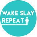 Wake Slay Repeat Logo