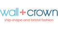 wall + crown USA Logo
