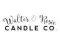 Walter & Rosie Candle Co. USA Logo