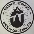 Wanderlust Blades Logo