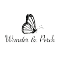Wander & Perch Logo
