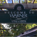 Warner Vineyards logo