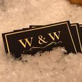 Warp & Weft Old Town logo
