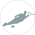 Water Skis Logo