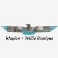 Waylon + Willie Boutique Logo