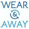 Wear & Away Logo