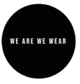 WE ARE WE WEAR Logo