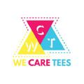 We Care Tees Logo