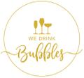 We Drink Bubbles Logo