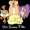 We Know Pets Logo