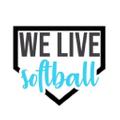 We Live Softball Canada Logo