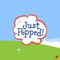 Just Popped Popcorn logo