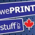 WePrintStuff.ca logo