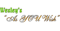 Wesley's As You Wish Logo