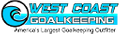 West Coast Goalkeeping Logo