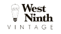 West Ninth Vintage Logo