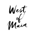 West Of Main Logo