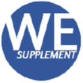 We Supplement logo