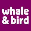 Whale & Bird Logo