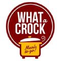 What a Crock Meals to Go LLC Logo