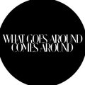 What Goes Around Comes Around Logo