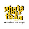 whatsyourteam.com.au Logo
