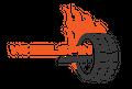 Wheel Spin Addict logo