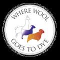 where wool goes to dye Logo