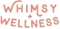 Whimsy And Wellness logo