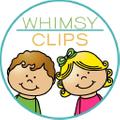 Whimsy Clips Logo