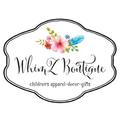 Whimz Boutique Logo