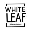 White Leaf Provisions Logo