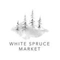 White Spruce Market logo