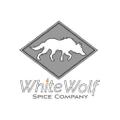 White Wolf Spice Logo