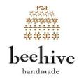 Beehive Handmade USA Logo