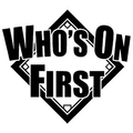 Who's On First Apparel logo