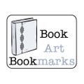 Book Art Bookmark Wholesale Logo