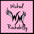 WICKED ROCKABILLY & GIFTS Logo
