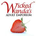Wicked Wanda's Adult Emporium Logo