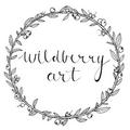 Wildberry Art logo