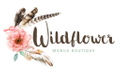 Wildflower Mobile Boutique Logo