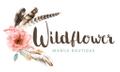 Wildflower Fashion Truck USA Logo