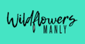 Wildflowers Manly Logo