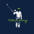 William Murray Golf USA Logo